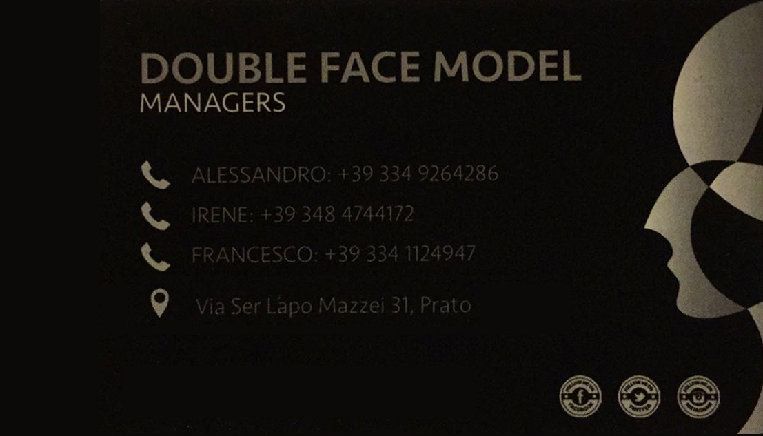 Double Face Model